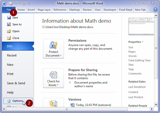 2015-05-14 23_51_40-Math demo.docx - Microsoft Word